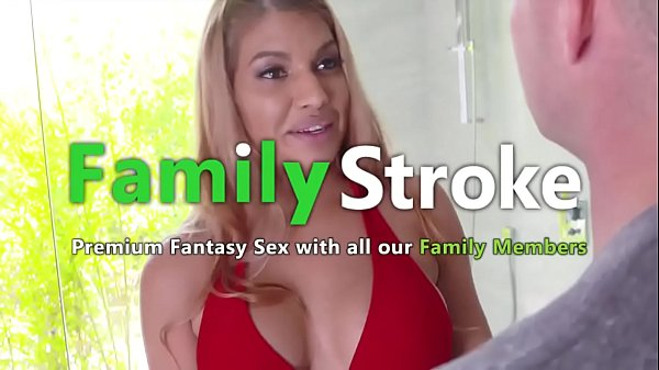 Big Ass Mom Family Stroke